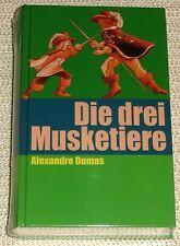NEU, OVP - Alexandre Dumas - DIE DREI MUSKETIERE - gebunden