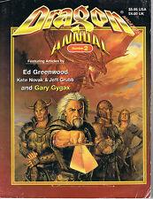 1997 Dragon Magazine Annual #2 XXII No.11-RPG Game/Sci-Fi Gaming/TSR D&D/Fantasy