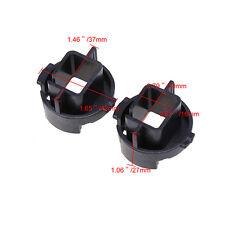 H7 HID Headlamps Xenon Bulbs Socket Adapters Conversion Base Fit Hyundai Elantra