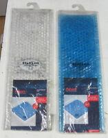 Tappeto Piatto Doccia / Vasca Bagno Antiscivolo Antimuffa Shark Blu Trasparente