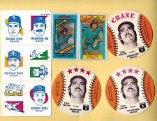 Steve Carlton . Baseball cards. 1976-89 *Build your own lot * Opc. Oddball