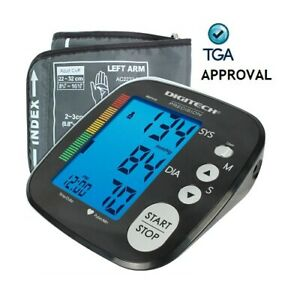 Digital Blood Pressure Monitor Automatic Arm Type with Backlight