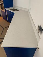 Carrara Light White  Quartz Kitchen Worktop | All colours available | Affordabl