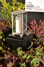 Grableuchte   Grablampe   Grablaterne   Grablicht aus Edelstahl ->NEU<-