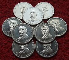 POLAND SET OF COINS PRL 100 ZL VINCENT WITOS (1874-1945) 1984 YEAR ONE PIECE LOT