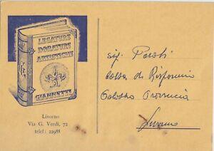 1965 LIVORNO LEGATURE DORATURE ARTISTICHE GIANNETTI