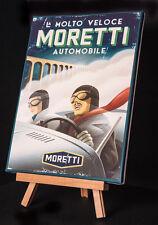 Moretti Vintage-RACE  POSTER CANVAS PRINT