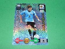 FORLAN URUGUAY PANINI FOOTBALL CARD FIFA WORLD CUP 2010  ADRENALYN XL