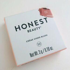 Honest Beauty Crème Cheek Blush Rose Pink New Sealed 🌹