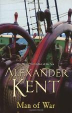 Man Of War By Alexander Kent. 9780099497776