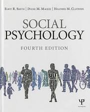 Social Psychology Smith  Eliot R. 9781848728936
