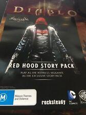 Batman Arkham Knight Red Hood Story Pack PS4