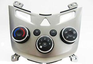 GM, Chevrolet Sonic Heater Control Part# 95332699