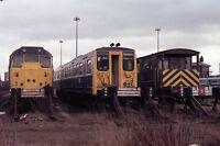 British Rail DMU Class 140001 & Class 31 Holbeck Quality 6x4 inch Rail Photo