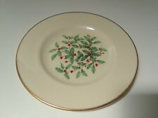 "LENOX HOLIDAY PRESIDENTIAL 6-1/4"" BREAD & BUTTER PLATE USA ~SPECIAL~"
