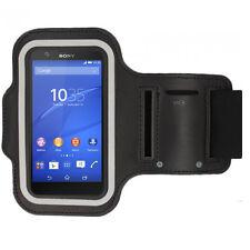 Universal brazalete Deportivo funda protectora de Móvil negro para serie Samsung Galaxy A3 (2016) Sm-a310f