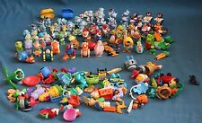 vintage KINDER SURPRISE Aliens crocodiles elephants lot 60+ toy + parts 1990's