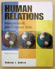 Andrew J. DuBrin Human Relations Paperback Eight Edition