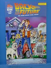 Back to the Future #3 Archie Variant Edition Idw Comics Cb9998