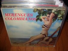 JULIO BOVEA merengues colombianos ( world music ) colombia