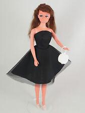 Vintage PETRA STAR VON PLASTY BRUNETTE DOLL | German Barbie Clone | 1970s