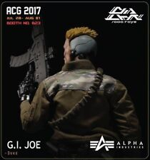 2017 ACGHK SCCD BAIT GI Joe 1000Toys 1/6 DUKE Sentinel Synthetic Human Exclusive