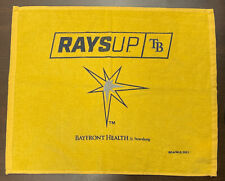 Tampa Bay Rays Vs Boston Red Sox 2021 Alds Rally Towel Mlb Playoffs Qty Rays Up