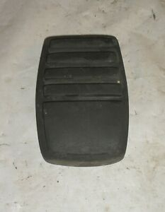 1981 Delorean DMC 12 OEM Brake Or Clutch Pedal Pad - Rubber