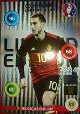 Eden Hazard Belgique Limitada Limited Edition Adrenalyn XL EURO 2016 France