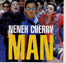 NENEH CHERRY -  Man - CD album