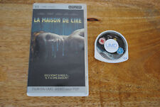 FILM LA MAISON DE CIRE pour PSP (Sony) version FR (UMD VIDEO)