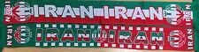 Iran Fanschal Schal Fussball Football scarf #034