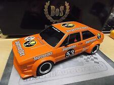 VW Volkswagen Scirocco 1 MKI Jägermeister Bergmeister #53 Racing Bos Resin 1:18