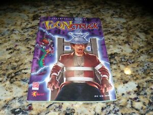 ToonStruck Instruction Manual - No Game