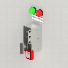 Switchgear Safety LOTO PRO™ LTP002-A01A Temporary Magnetic Lockout Tagout Device