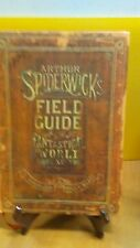 Arthur Spiderwick's Field Guide to the Fantastical World Around You(B-108)