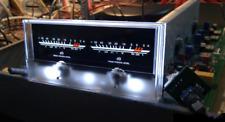 VU Meter Double Pointer Audio Amplifier Board Sound Level + Driver Board