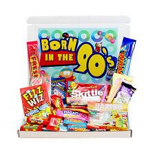 BORN IN THE 90S SWEETS MINI GIFT BOX- BIRTHDAY, XMAS