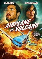 NEW DVD Airplane Vs Volcano~,
