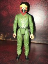 Action Force Green Helicopter Pilot Action Man Figure 1982 Palitoy Vintage