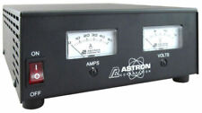 Astron SS-50M - 50 Amp Switching Power Supply with Meters -- 40 Amp Continuous,
