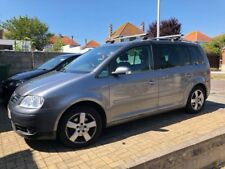 Volkswagen Touran 2.0 TDI 140 sport DSG **CLUTCH/FLYWHEEL ISSUE**