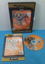 JUEGO PC CD-ROM ALEMAN COMPLETO PAL - HALF LIFE BEST SELLER SERIES