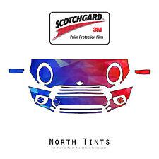 MINI Cooper Clubman 16-2020 PreCut 3M Scotchgard Paint Protection Clear Bra PPF