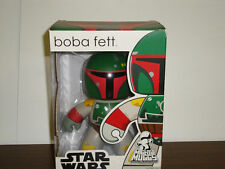 Star Wars Mighty Muggs---Boba Fett---2007