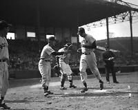 1948 Boston Red Sox TED WILLIAMS Glossy 8x10 Photo Baseball Print Poster
