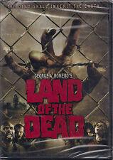 LAND OF THE DEAD (DVD, 2005, Full Frame) NEW
