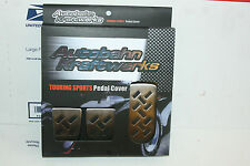 autobahn karftwerks 2007 FJ cruiser  sports pedal cover-M/T