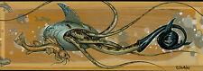 Greg Simkins Craola Shark original painting