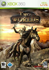 Two Worlds (Microsoft Xbox 360, 2007, DVD-Box)
